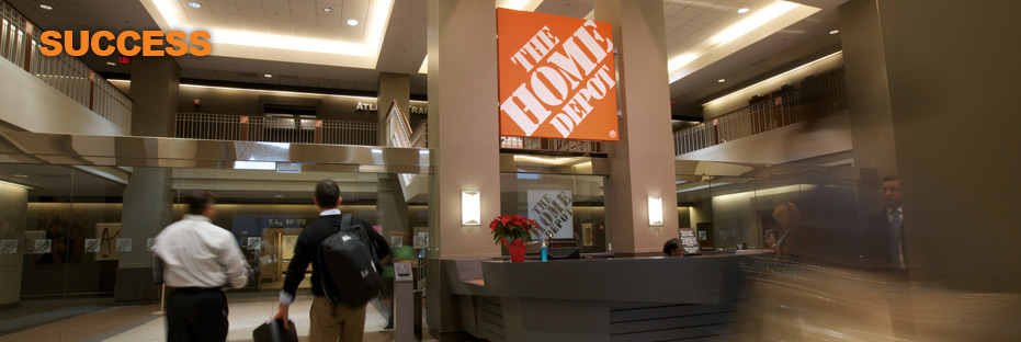 The Home Depot Corporate Headquarters Our Corporate Employess and our Store Employees