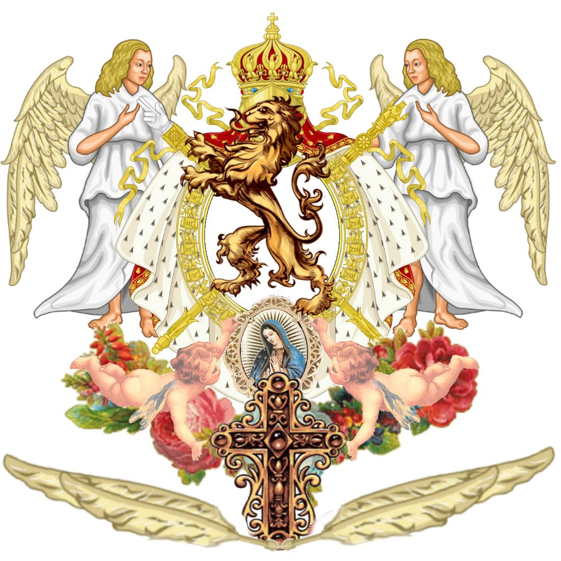 le-plume-de-nostro-sanctus-pater-blason-son-altesse-royal-jose-maria-chavira-ms-adagio-1st-nome-de-plume-jc-angelcraft-1